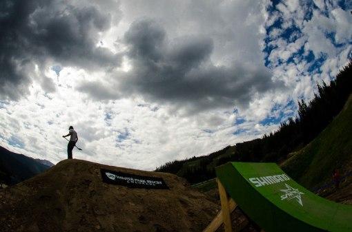 Colorafo Freeride Fest slopestyle Ebbett
