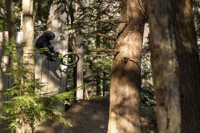 Ebbett Sherwood Forest Wallride